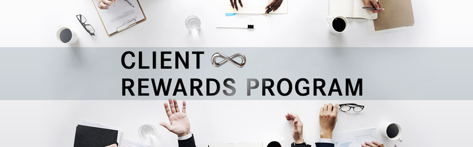 Client Rewards Program at Infinity Digital Consulting & Marketing in Los Angeles County